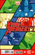 Young Avengers (2nd Series) #1