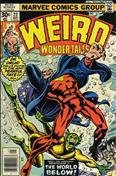 Weird Wonder Tales #22
