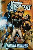 Young Avengers Book #2 Hardcover