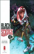Black Science #13  - 2nd printing
