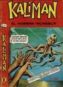 Kalimán El Hombre Increíble #366