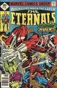 The Eternals #14 Variation B