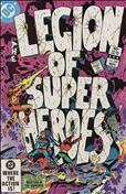 The Legion of Super-Heroes (2nd Series) #293