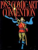 The 1982 Comic Art Convention #1