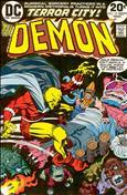 The Demon (1st Series) #12