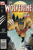 The Wolverine Saga #1