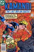 Kamandi, the Last Boy on Earth #56