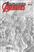 All-New, All-Different Avengers #1 Variation D
