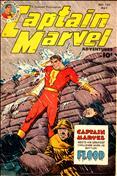 Captain Marvel Adventures #132