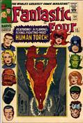 Fantastic Four (UK Edition, Vol. 1) #54