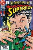 The Adventures of Superboy #20
