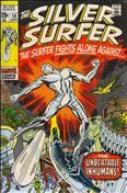 The Silver Surfer (Vol. 1) #18