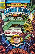 Captain Victory and the Galactic Rangers #8