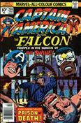 Captain America (UK Edition) #206