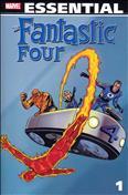 The Essential Fantastic Four #1 Variation B