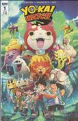 Yo-Kai Watch (IDW) #1 Variation A