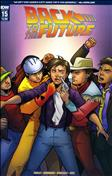 Back To The Future (IDW) #15