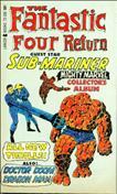 The Fantastic Four (Paperbacks) Book #2