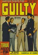 Justice Traps the Guilty #16