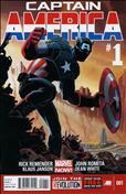 Captain America (7th Series) #1