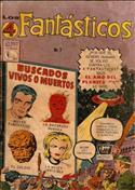 4 Fantásticos, Los (La Prensa) #7
