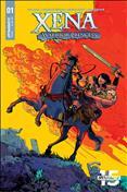 Xena: Warrior Princess (4th Series) #1 Variation C