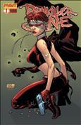 Painkiller Jane (Dynamite) #1 Variation C