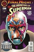 Adventures of Superman #540