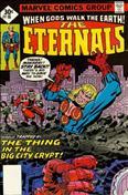 The Eternals #16 Variation B