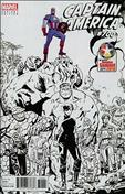 Captain America (1st Series) #700 Variation H