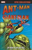Ant-Man/Giant-Man Epic Collection #1