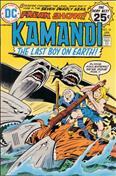 Kamandi, the Last Boy on Earth #25