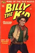 Billy the Kid Adventure Magazine #5