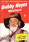 Gabby Hayes Western #28