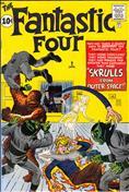 Fantastic Four (Vol. 1) #2