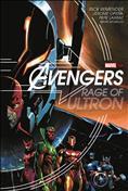 Avengers Rage Of Ultron #1 Hardcover