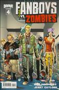 Fanboys Vs. Zombies #4 Variation A