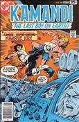 Kamandi, the Last Boy on Earth #58