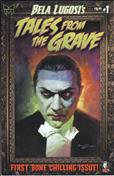 Tales from the Grave (Bela Lugosi's…) #1 Variation A