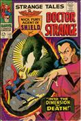 Strange Tales (1st Series) #152