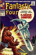 Fantastic Four (UK Edition, Vol. 1) #55