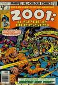 2001, A Space Odyssey (UK Edition) #5