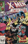 X-Men & The Micronauts #2