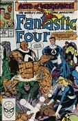 Fantastic Four (Vol. 1) #335