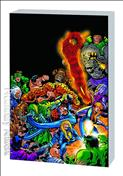 The Essential Fantastic Four #5  - 2nd printing