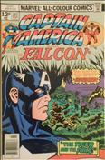 Captain America (UK Edition) #207