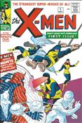 X-Men Omnibus #1 Variation A