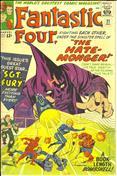 Fantastic Four (Vol. 1) #21