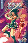 Xena: Warrior Princess (4th Series) #1 Variation D