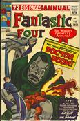 Fantastic Four (Vol. 1) Annual #2